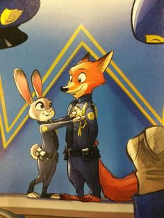 zootopia | Tumblr Cutest movie of my life, is it weird I have a crush on a fox?