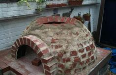 How to make an outdoor brick oven from recycled materials | Permaculture Magazine