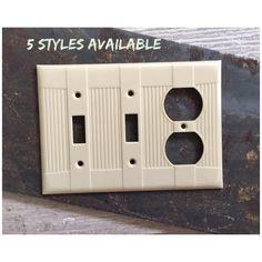 Other Antique Hardware Tireless Old Bakelite Switch Flush Mounted Toggle Switch Round Art Deco Loft Light Switch