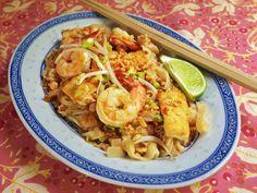 Cooking Weekends: Pad Thai; Thai Fried Noodles