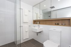 Bathroom - DoubleOne 3 Apartments by Devine | Teneriffe, QLD Australia #devine #apartment #property #investment #brisbane #australia