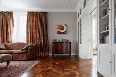 Boomplanner - Сервис по дизайну интерьеров — Интерьер квартиры в американском стиле