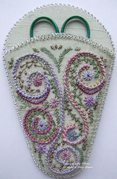 Wonderful Ribbon Embroidery Flowers by Hand Ideas. Enchanting Ribbon Embroidery Flowers by Hand Ideas. Hardanger Embroidery, Silk Ribbon Embroidery, Cross Stitch Embroidery, Hand Embroidery, Machine Embroidery, Types Of Embroidery, Learn Embroidery, Embroidery Patterns, Embroidery Supplies
