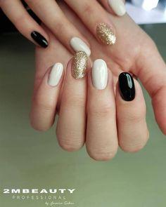 ★ 2MBEAUTY ...all about NAILS ★ #nail #nails #nailart #nailartist #2mbeauty #allaboutnails #jasminasuban #gelnails #gelpolish #gellack #géllakk #műköröm #körömdíszítés #glitternails #blacknails Nail Artist, Nailart