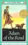 Set in century England, this Newbery Award winner tells of the adventures of Adam, the 11 year old son of a minstrel, as he travels around Southern England. Newbery Award, Newbery Medal, I Love Reading, Love Book, Chronicles Of Narnia Books, Elizabeth Grey, Newberry Library, Missing Father, American Library Association