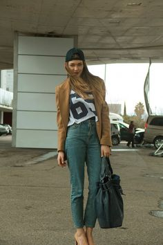 Bilderesultat for spanish street fashion