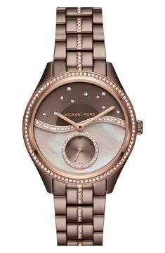Michael Kors Celestial Bracelet Watch