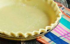 Pâte brisée inratable au Thermomix, recette d'une une pâte servant de base aux tartes salées ou sucrées, facile, rapide et simple à préparer chez vous.