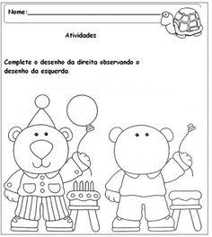 Atividades para pré-escolar - 16