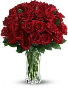 Order Love and Devotion - Long Stemmed Red Roses flower arrangements from All Flowered Up Too, your local Lubbock, TX florist. Send Love and Devotion - Long Stemmed Red Roses floral arrangement throughout Lubbock and surrounding areas. Romantic Flowers, All Flowers, Fresh Flowers, Pretty Flowers, Send Flowers, Dozen Red Roses, Anniversary Flowers, Wedding Anniversary, Red Rose Bouquet
