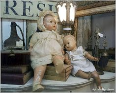 sweet old baby dolls