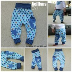 Sewing baby pants: sewing instructions baby pants RAS by NÄHFROSCH Sew baby pants. The baby pants RAS are quick-sewing, comfortable pants with straight legs. Baby Sewing Projects, Sewing Patterns For Kids, Sewing Projects For Beginners, Sewing For Kids, Baby Patterns, Sewing Hacks, Clothing Patterns, Sewing Clothes, Diy Clothes