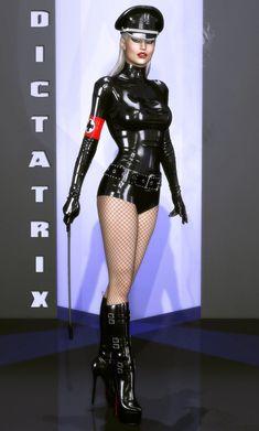 Sexy nazi costume