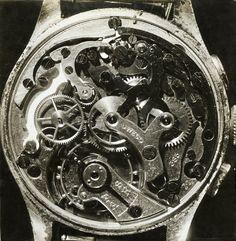 UWECO (Universal) Watch Mechanical Works, 1940 by Jean Prével