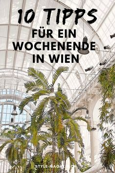 Weekend Trips, Style Magazin, Vienna, Austria, To Go, World, Places, Nature, Travel Europe