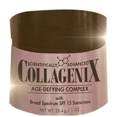 The Collagenix skin care cream is an amazing anti aging skincare product. It is today immensely popular among women who are looking for a safe, effective, and easy-to-use solution for skin aging.