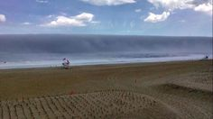 New Jersey: Fog Bank... Looks Like a Tsunami Wave About to Crash Ashore | weather.com [.WATCH VIDEO.]