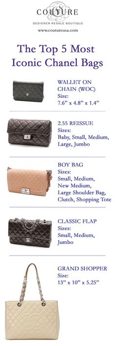 Check out our Chanel bag guide #chanel