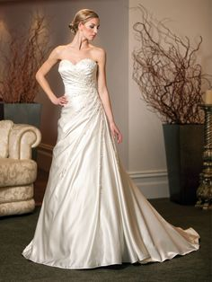 Wedding dress - beautiful. Kyle J Bridal