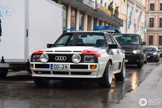 Audi Sport Quattro Sport Quattro, Audi Quattro, Audi Sport, Rally Car, Exotic Cars, Lamborghini, Luxury Cars, Race Cars, Dream Cars
