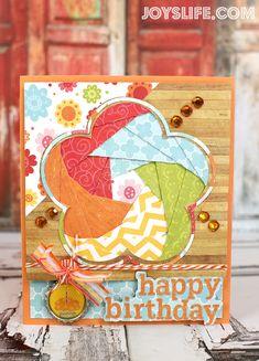 Great Tutorials lots of fun ahead T Craft, Craft Stash, Birthday Diy, Birthday Cards, Iris Folding, Paper Folding, Epiphany Crafts, Echo Park Paper, Scrapbook Cards