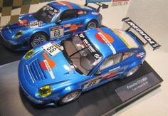 Carrera Schöner D124 Porsche GT3 RSR Repsol