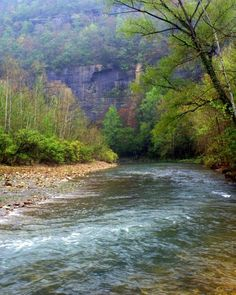 Buffalo River Arkansas - one of our favorite camping places!