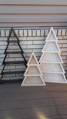 -Your place to buy and sell all things handmade christmas-tree-shelving-tree-shaped. Tree shelves, christmas tree shelves, christmas diy See it Large Christmas Tree, Pallet Christmas Tree, Christmas Wood Crafts, Handmade Christmas Tree, Rustic Christmas, Christmas Projects, Christmas Home, Holiday Tree, Primitive Christmas