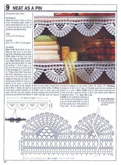 Decorative Crochet Magazines 67 - Gitte Andersen - Picasa Web Album