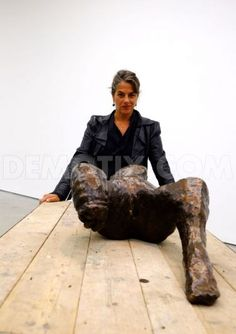 Tracey Emin opens her new show The Last Great Adventure is You