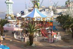 Mosaic Garden Amusement Park