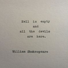 Image result for all the devils are here