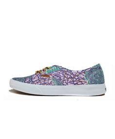 Vans: Authentic CA (Cali Tribe Washed) (Helio)