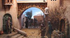 Imagen de http://siemprenavidad.webcindario.com/imagenes/belenes/dioramas2.jpg.