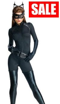 Secret Wishes Catwoman Costume Dark Knight Rises