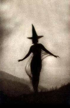 Witch in the mist