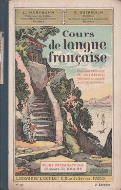 Manuels anciens Teaching French, Hartmann, French Language, Art History, American History, Vintage World Maps, Ebooks, Humor, Education