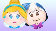 Cinderella Told Using Cute Emoji