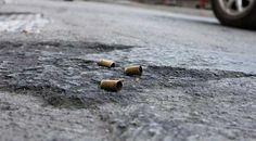 Lo asesinaron de tres balazos mientras esperaba el carrito por puesto