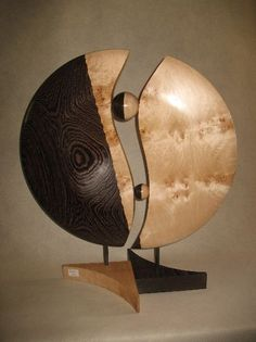 Abstract Wood Art : abstract, Abstract, Ideas, Sculpture,, Sculpture