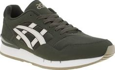 ASICS Dark Green Gel Atlanis Mens Trainers ASICS take comfort and sports/causal styling to a new level as the Gel Atlantis arrives. The dark green runner features a gel cushioning midsole, along with a padded collar and tongue for ultimate sup http://www.comparestoreprices.co.uk/january-2017-8/asics-dark-green-gel-atlanis-mens-trainers.asp
