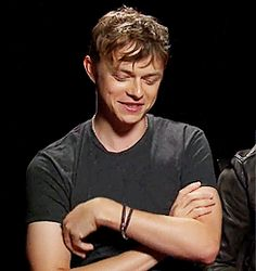 Dane DeHaan is SEXY and we know it