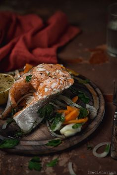 [341/366] Baked Red Trout