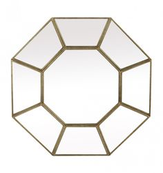 Incorporate One Or A Pair Of Our Elegant Octagonal Mirrors Into Formal Provincial Hamptons