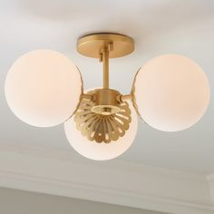 Check out Dewdrop Globe Semi-Flush Ceiling Light from Shades of Light Globe Ceiling Light, Ceiling Light Shades, Semi Flush Ceiling Lights, Globe Chandelier, Flush Mount Ceiling, Flush Mount Lighting, Lighting Shades, Office Ceiling Light, Ceiling Lighting