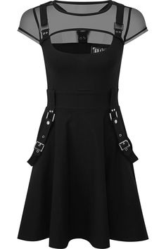 Awesome maxi dresses are readily available on our internet site. look at this and you wont be sorry you did. Kpop Fashion Outfits, Edgy Outfits, Cool Outfits, Dress Fashion, Vetement Fashion, Kawaii Clothes, Cute Emo Clothes, Cosplay Outfits, Look Cool