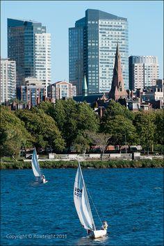sailing the Charles River, Boston, Massachusetts San Diego, San Francisco, Baltimore, San Antonio, Nova Orleans, Nashville, Orlando, Boston Usa, Seattle