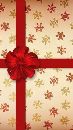 Gift Christmas wallpaper