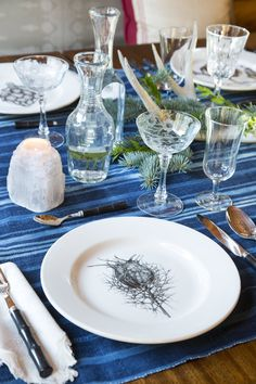 Vail Mountain, Dining Room Table, Dining Rooms, Table Settings, Cabin, Table
