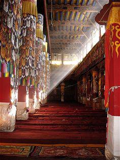 Temple, Lhasa, Tibet | FatiMaR, on Flickr.